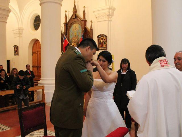 El matrimonio de Adolfo y Katty en Cauquenes, Cauquenes 4