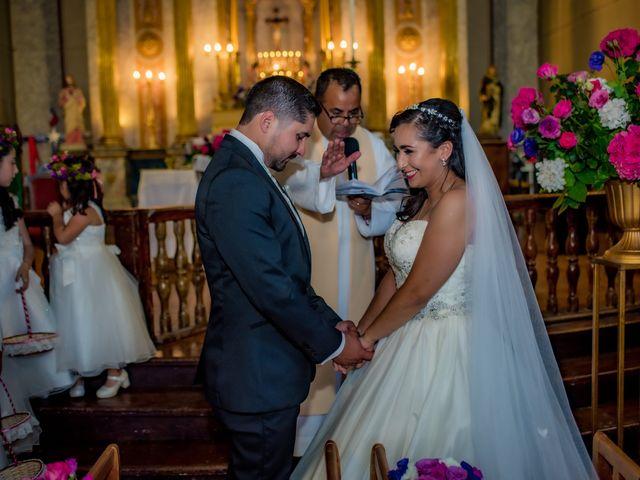 El matrimonio de Pablo y Tiara en La Serena, Elqui 16