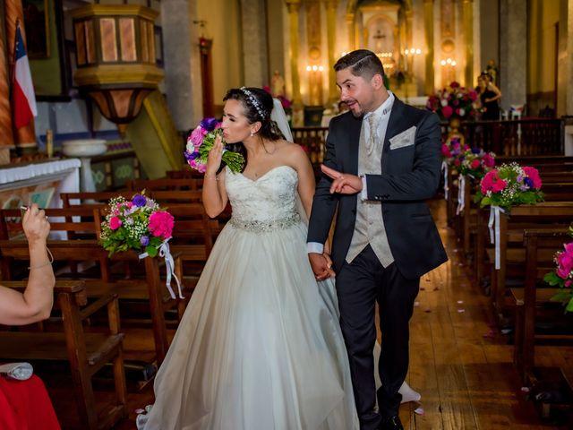 El matrimonio de Pablo y Tiara en La Serena, Elqui 17