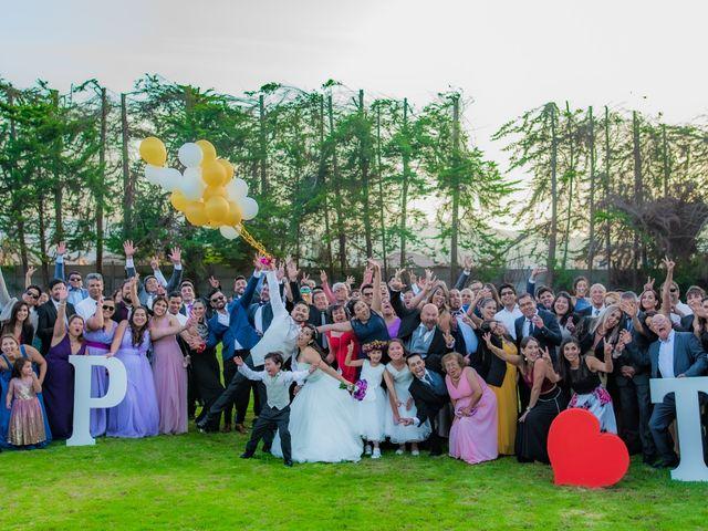 El matrimonio de Pablo y Tiara en La Serena, Elqui 18