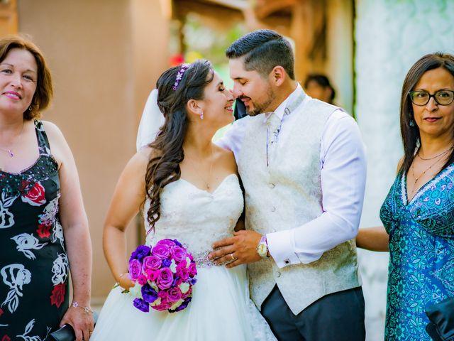 El matrimonio de Pablo y Tiara en La Serena, Elqui 23