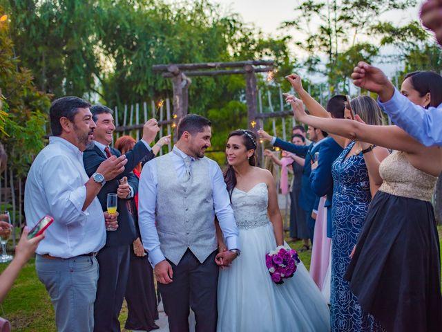 El matrimonio de Pablo y Tiara en La Serena, Elqui 24