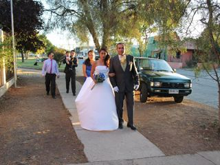 El matrimonio de Carolina y Mario 2