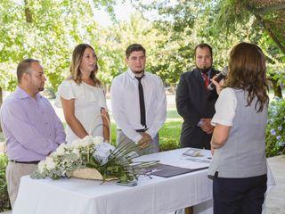 El matrimonio de Karina y Ignacio 3