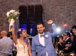 El matrimonio de Sandra y Carlos 3