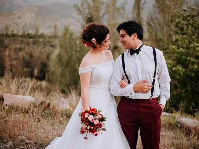 El matrimonio de Paz y Eduardo