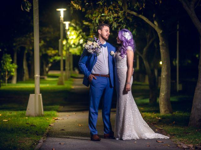 El matrimonio de Carlos y Sandra en Vitacura, Santiago 1