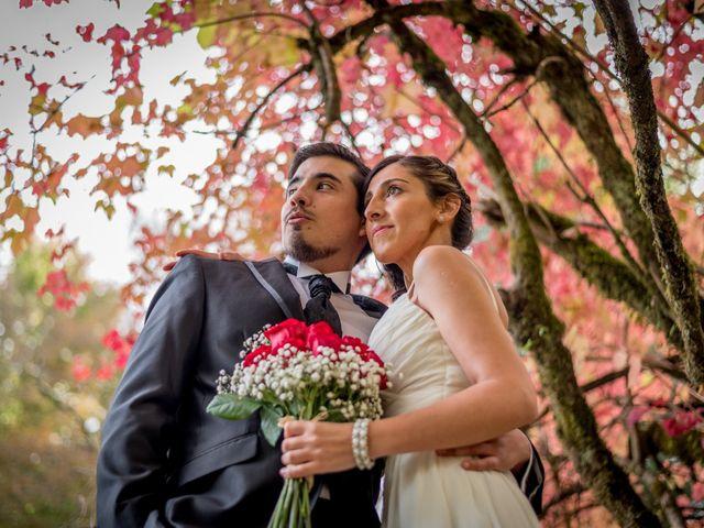 El matrimonio de Ester y Emilio