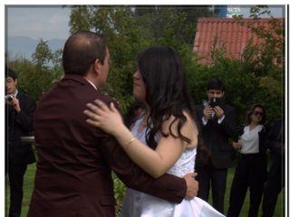 El matrimonio de Francis  y Felipe 3