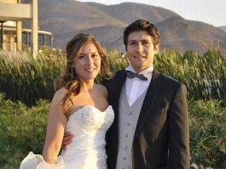 El matrimonio de Ivanna y Sergio 1