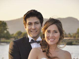 El matrimonio de Ivanna y Sergio 3