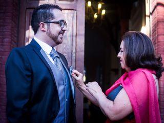 El matrimonio de Jacqueline y Celso 2