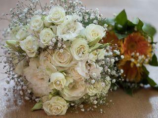 El matrimonio de Luz y Cristóbal 2