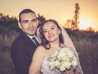 El matrimonio de Luz y Cristóbal
