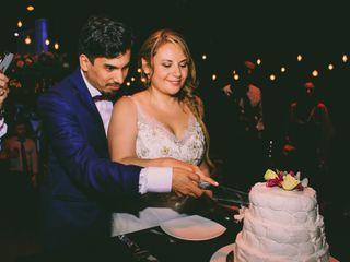 El matrimonio de Ale y Diego