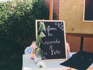 El matrimonio de Camila y Pedro 3