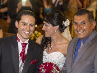 El matrimonio de Francisca y Mauricio 1