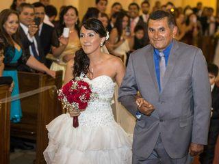 El matrimonio de Francisca y Mauricio 2