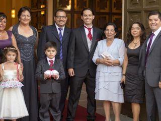 El matrimonio de Francisca y Mauricio 3