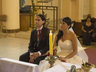 El matrimonio de Francisca y Mauricio