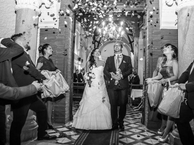 El matrimonio de Jacqueline y Celso