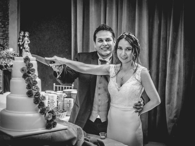 El matrimonio de Bárbara y Jonathan