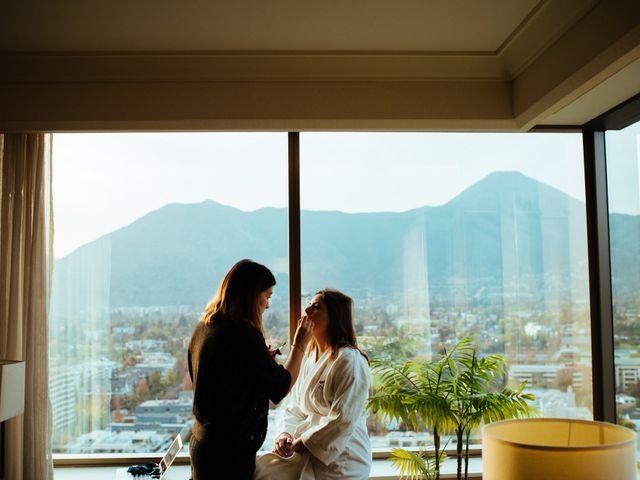 El matrimonio de Rubén y Paulina  en Las Condes, Santiago 4