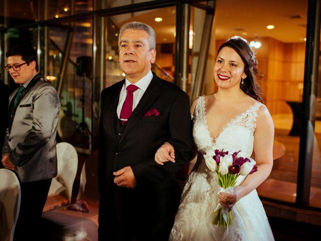 El matrimonio de Rubén y Paulina  en Las Condes, Santiago 5
