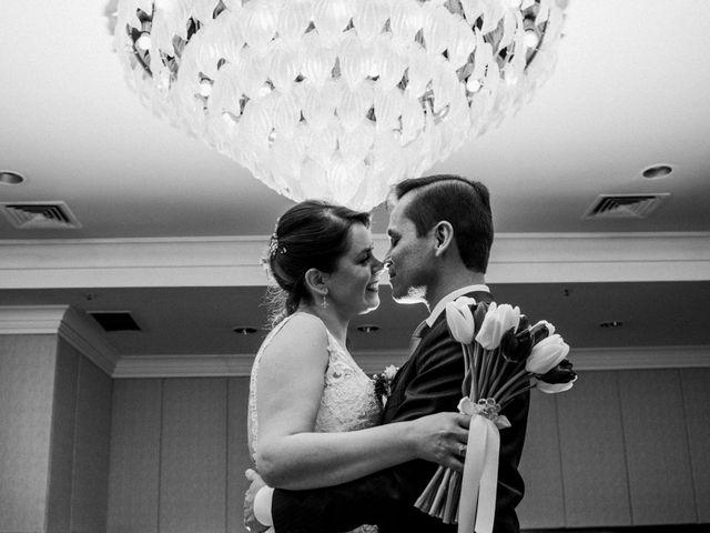 El matrimonio de Rubén y Paulina  en Las Condes, Santiago 11