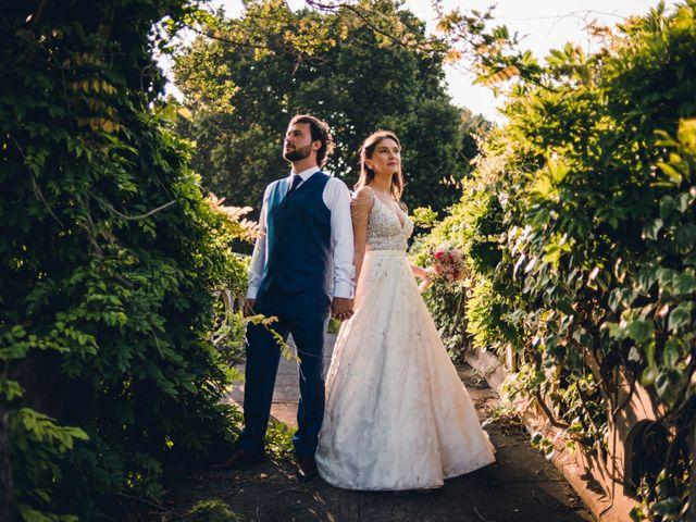 El matrimonio de Camila y Juan
