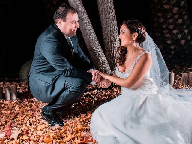 El matrimonio de Valeska y Jonathan