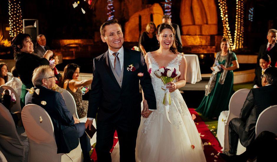 El matrimonio de Rubén y Paulina  en Las Condes, Santiago