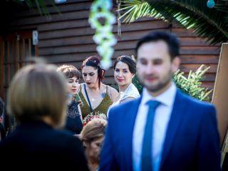 El matrimonio de Eme y Cesar 2