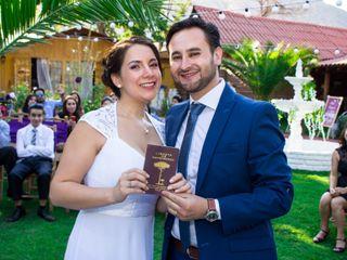 El matrimonio de Eme y Cesar