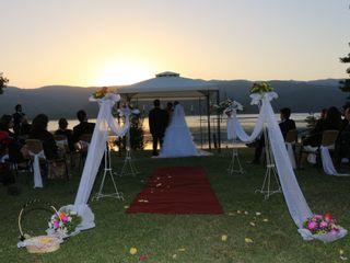 El matrimonio de Poul y Valeria 3