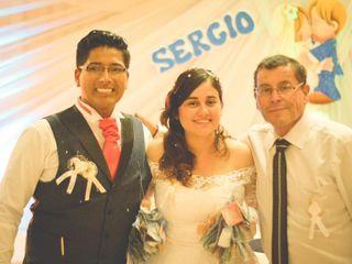 El matrimonio de Carolina  y Sergio  2