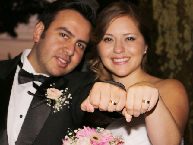 El matrimonio de Poul y Valeria