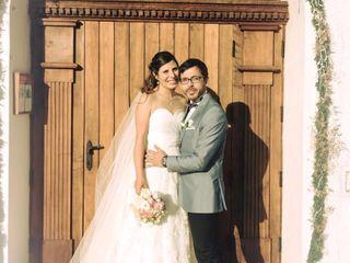 El matrimonio de Valeria y Alvaro