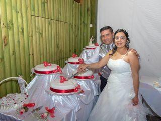 El matrimonio de Yasmín y Paulo