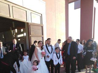 El matrimonio de Nayaret y José 1