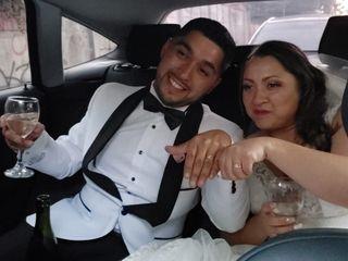 El matrimonio de Nayaret y José 2