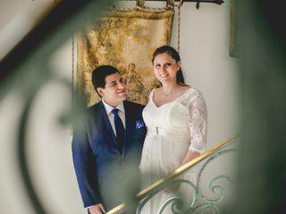 El matrimonio de Ale y Nico 1