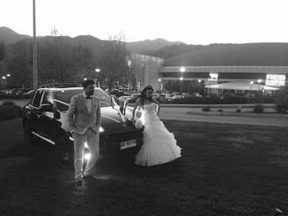 El matrimonio de Roxana y Luis Felipe 2
