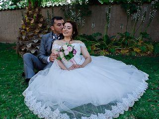 El matrimonio de Luis y Fernanda