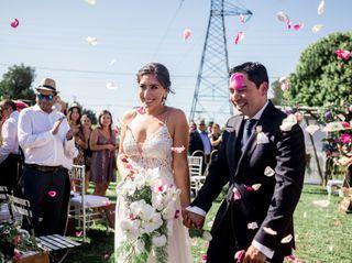 El matrimonio de Daniela y Ricardo