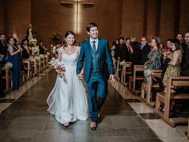 El matrimonio de María José y Lorys
