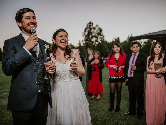 El matrimonio de Lorys y María José en Curicó, Curicó 20