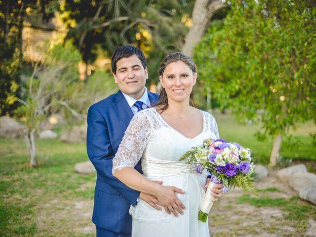 El matrimonio de Ale y Nico