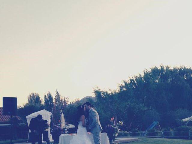 El matrimonio de Luis Felipe y Roxana en Paine, Maipo 2