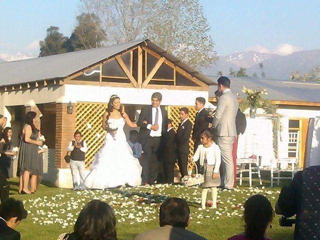 El matrimonio de Luis Felipe y Roxana en Paine, Maipo 5